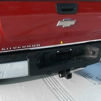 SAA® - Polished Tailgate Trim