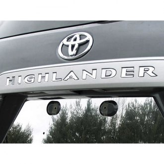 SAA® - License Highlander Lettering