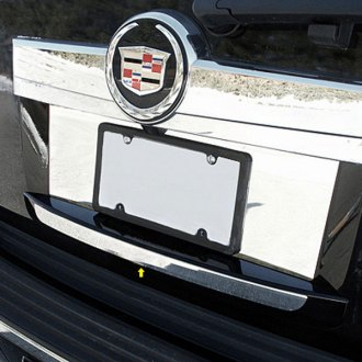 SAA® - Polished Rear Hatch Trim