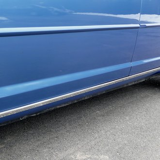 SAA® - Chrome Rocker Panel Covers