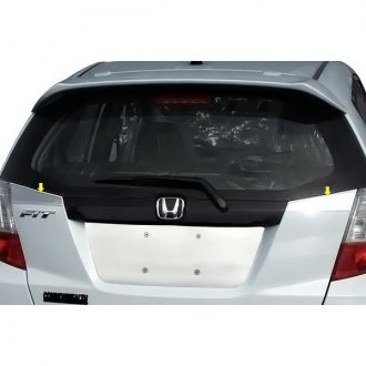 SAA® - Polished Upper Rear Hatch Trim