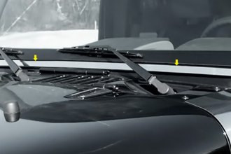 SAA® - Lower Windshield Trim