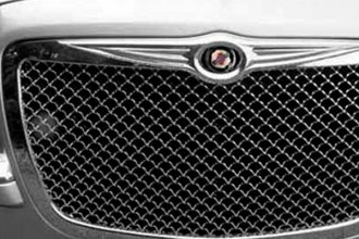 SAA® - Chrome Mesh Grille