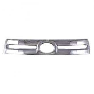 SAA® - 1-Pc Chrome Main Billet Grille