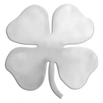 SAA® - Stainless Steel Decal with Clover