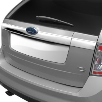 SAA® - Polished Upper Trunk Hatch Trim