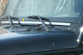 SAA® - Windshield Trim