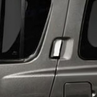 SAA® - Chrome Rear Door Handle Covers
