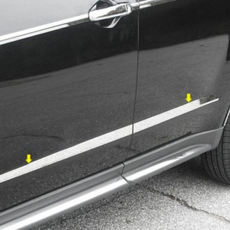 SAA® - I-Type Polished Body Side Moldings
