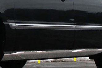 "SAA® - Rocker Panel Trim ""O-Type"""