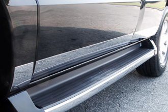 SAA® - Polished L-Type Rocker Panel Covers
