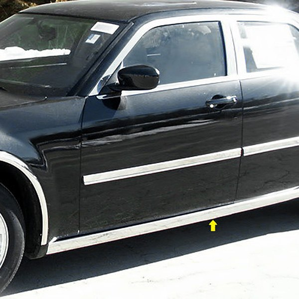 Chrysler 300 / 300C 2005 O-Type Polished Rocker