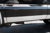 "Image may not reflect your exact vehicle! SAA® - ""L-Type"" Rocker Panel Trim"