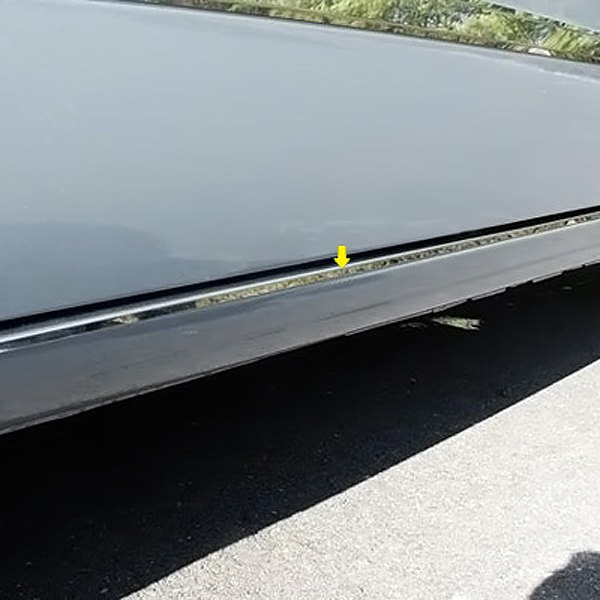 "SAA� -  Rocker Panel Trim ""O-Type"""
