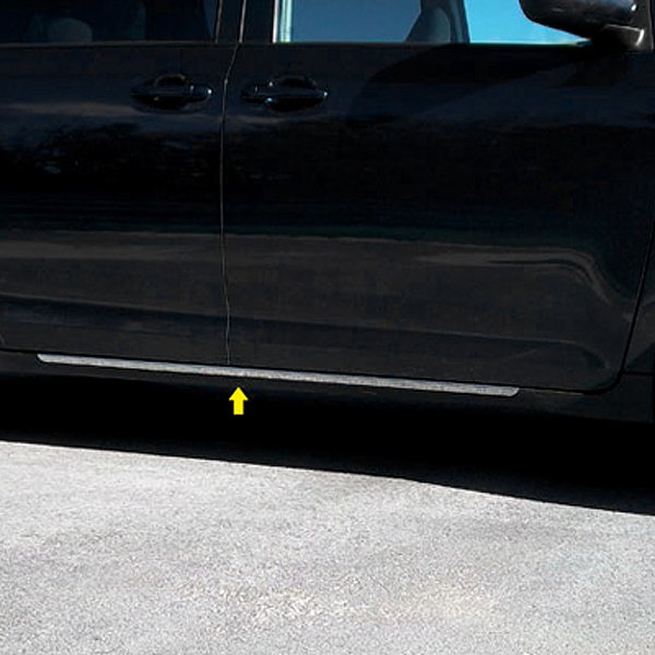 SAA® - Polished O-Type Rocker Panel Covers