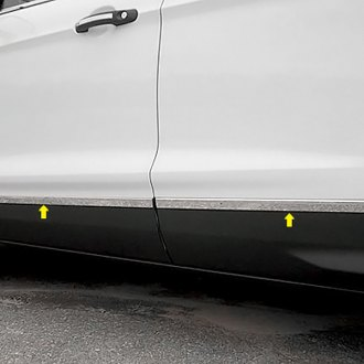 "SAA® - ""U-Type"" Rocker Panel Trim"