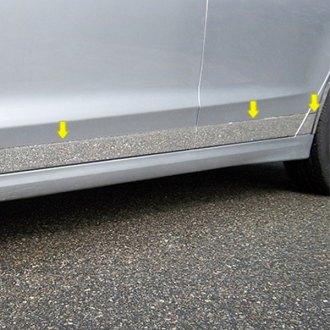 2017 Ford Fusion Chrome Mirror Covers Amp Trim Carid Com