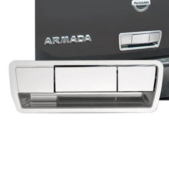 SAA® - Chrome Rear Hatch Handle Cover