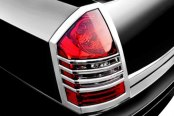 Image may not reflect your exact vehicle! SAA® - Tail Light Bezels