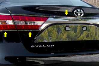 SAA® - Tail Light Bezels Trim Kit
