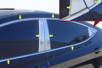 SAA® WP11340 - Window Trim Package