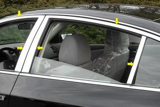 SAA® - Window Trim Package