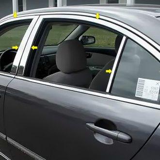 2007 Kia Optima Chrome Accessories Amp Trim Carid Com