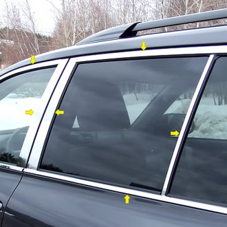SAA® - Polished Window Trim Package