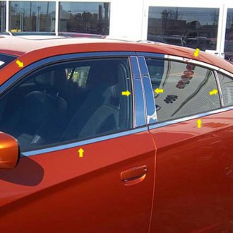 SAA® - Full Window Trim Package