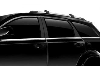 Image may not reflect your exact vehicle! SAA® - Upper Window Trim