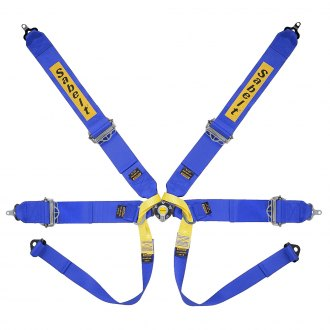 "Sabelt® - 6-Points Formula Series Harness Set, 3"" Shoulder Straps, 3"" Lap Straps"
