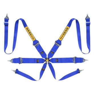 "Sabelt® - 6-Points Saloon Series Harness Set, 3/2"" Shoulder Straps, 3"" Lap Straps"