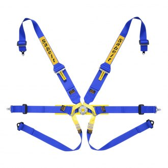 "Sabelt® - 6-Points Saloon Series Harness Set, 3/2"" Shoulder Straps, 2"" Lap Straps"