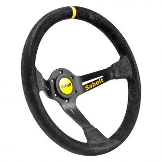 Sabelt® - Competition Series Dished Steering Wheel