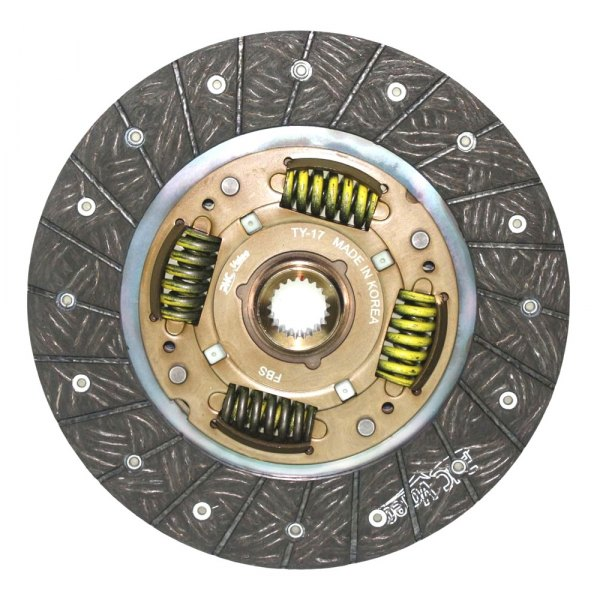 2007 Pontiac Vibe Transmission: Pontiac Vibe 2007-2008 Clutch Disc