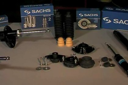 Sachs® Replacing Shock and Struts (HD)