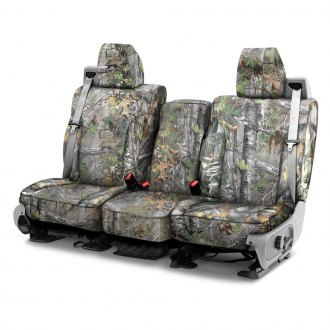 Saddleman® - Camouflage Custom Seat Covers