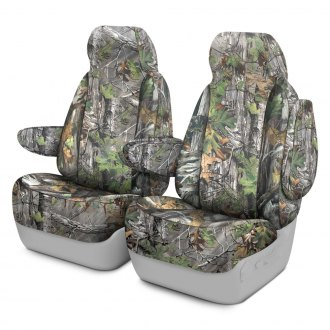 Saddleman® - Camouflage 1st Row Custom Seat Covers