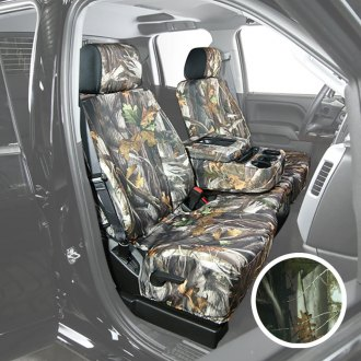 Saddleman® - Camouflage Camouflage Seat Covers