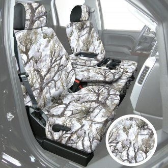 Saddleman® - TrueTimber Camo Seat Covers