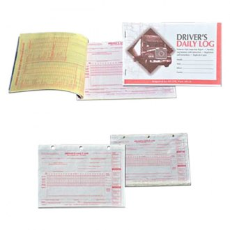 SafeTruck® - Loose Leaf Log Pages