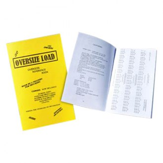 SafeTruck® - Oversize Reference Book