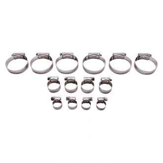 SamcoSport® - Stainless Steel Clamps Kit