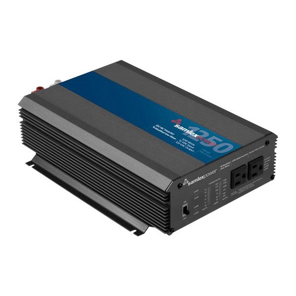 Samlex® - PSE Series DC-AC 12 VDC 1250W Modified Sine Wave Power Inverter
