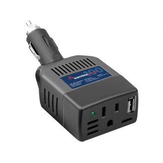 Samlex® - SAM Series DC-AC 100W Swivel-Neck Modified Sine Wave Power Inverter
