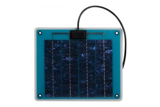 Samlex® - SunCharger™ Portable Solar Panel Trickle Charger