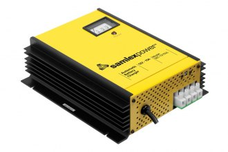 Samlex® SEC-1215UL - Automatic Switch Mode Battery Charger (3 Stage, 12 VDC, 15Amp)