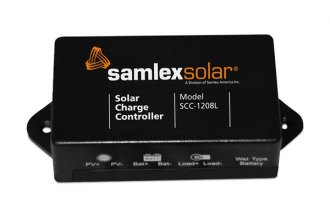 Samlex® - 8A Charge Controller