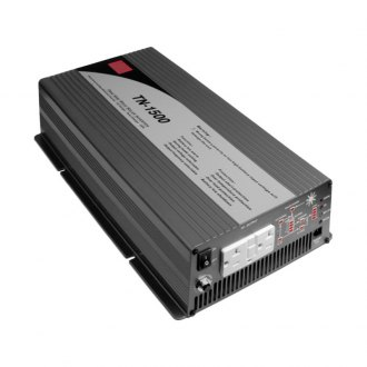 Samlex® - DC-AC Power Inverter with Solar Charge Controller (Input: 12 VDC, Output: 120VDC, 1500W)