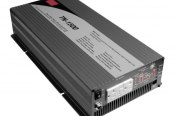 Samlex® - DC-AC Power Inverter with Solar Charge Controller (Input: 24 VDC, Output: 120VDC, 1500W)